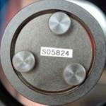 Bobs Knobs Śruby radełkowane do zwierciadła wtórnego Celestron C6