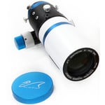 William Optics Telescopio AP 61/360 ZenithStar 61 Blue OTA + Case