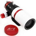 Réfracteur apochromatique William Optics AP 61/360 ZenithStar 61 Red OTA + Case