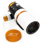 William Optics Refractor apocromático AP 61/360 ZenithStar 61 Golden OTA + Case