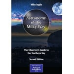 Livre Springer Astronomy of the Milky Way - The Northern Sky