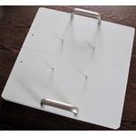 Pulch+Lorenz Base industriel Peana de mesa flexible, pesada