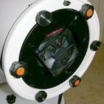 """Bobs Knobs Viti a testa zigrinata per specchio principale telescopi Newton 8"""""""