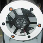"""Bobs Knobs Śruby radełkowane do zwierciadła głównego teleskopów Newtona 12"""""""