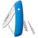 SWIZA D01 Swiss Army Knife, blue