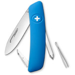 SWIZA D02 Swiss Army Knife, blue