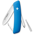 SWIZA J02 Swiss children's pocket knife, blue