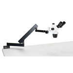 Euromex NZ.1903-A,NexiusZoom, 6.7x to 45x with articulated stand for table mounting. Without illumination