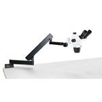 Euromex Zoom-Stereomikroskop NZ.1703-A, NexiusZoom Evo, 6.7x - 45x, Gelenkarmstativ, ohne Beleuchtung