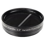 Explore Scientific Filters Variabele polarisatiefilter, 2""