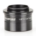 """Farpoint Adapter 1,25"""" auf C-mount"""