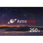 Bon Cadeau 250 € Astroshop
