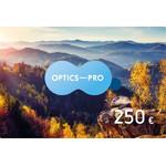 Optik-Pro.de bon d'un montant de 250 euros