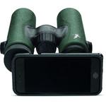 Auch die Neuauflage des CL Companion kann mit optionalem Zubehör zum Phonescoping verwendet werden.