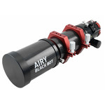 PrimaLuceLab Apochromatischer Refraktor AP 80/500 Airy Black 80T Carbon OTA