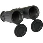 Die Objektivdeckel schützen die Frontlinsen und sind gegen Verlust gesichert.