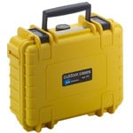 B+W Modelo 500 amarillo/espuma