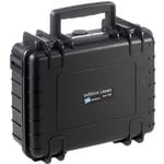 B+W Type 1000 case, black/foam lined