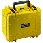 B+W Type 2000 żółta/z przegródkami