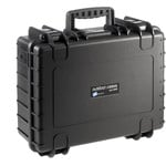 B+W Type 5000 case, black/foam lined