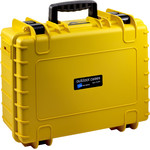 B+W Type 5000 giallo/gommapiuma