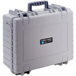 B+W Type 6000 grigio/scomparti