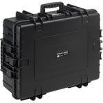 B+W Type 6500 case, black/empty
