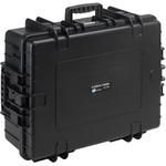 B+W Modelo 6500 negro/compartimentado