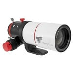 TS Optics Refractor acromat AP 60/360 PhotoLine FPL53 Red OTA