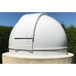 Pulsar Kopuła obserwatorium astronomicznego 2,2 m z obręczą