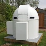 Pulsar Dodatkowa wnęka do obserwatorium 2,2 m