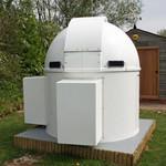 Pulsar Zusätzliche Bucht für 2,2m-Sternwarte