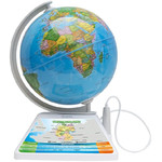 Oregon Scientific Kinderglobus Smart Globe Discovery mit AR SG268R