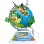 Nimmt junge Abenteurer mit auf eine Reise um die Welt mit Tieren, Dinosauriern und Landschaften und Bauwerken.
