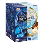 Buki Globo per Bambini Globe giorno e notte