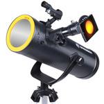 Télescope Bresser N 114/500 AZ Solarix