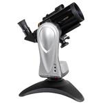 Montura de masa Merlin - cu telescop Maksutov de mici dimensiuni. Asa un mic telescop, este repede pregatit pentru observatii captivante.
