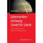 Springer Buch Ephemeridenrechnung Schritt für Schritt