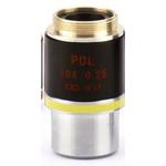 Optika M-1081, IOS W-PLAN POL 10X/0.25 microscope objective