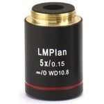 Optika M-1090, IOS LWD U-PLAN POL 5X/0.15 microscope objective
