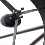 Extra-large secondary mirror adjustment screws