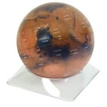 Sky Publishing Mini globe Mars