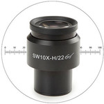 Euromex DX.6210-M 10X/22mm, microscope micrometer eyepiece, Ø30 mm (for Delphi-X)