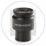 Euromex 10x/22 mm, griglia misurazione 20x20, Ø 30 mm, DX.6210-SG (Delphi-X)