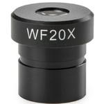 Euromex Oculare WF 20x/9 mm, MB.6020 (MicroBlue)
