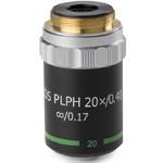Euromex Obiettivo 20x/0,40 plan, fase, corretto all'infinito, BB.7720 (BioBlue.lab)