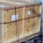 Officina Stellare Skrzynka transportowa Wooden Crate 500