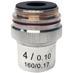 Optika M-1314X/0.10, achro microscope objective