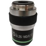 Optika Objektiv 10x/0.25, hochkontrast, M-138