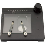 Optika Beweglicher Objekttisch, Koaxialknopf (SZM-LED), ST-110.1